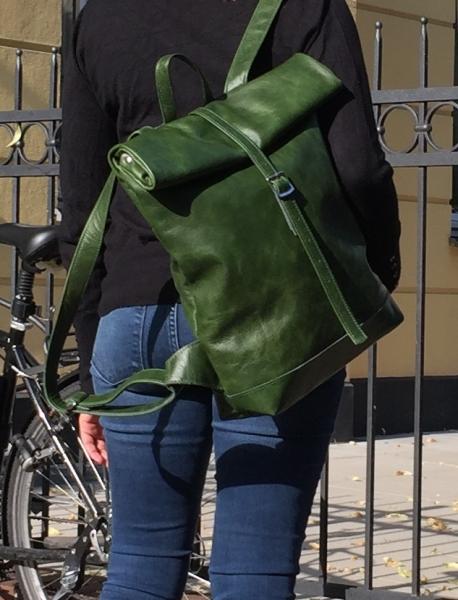 rucksack damen mintgrün